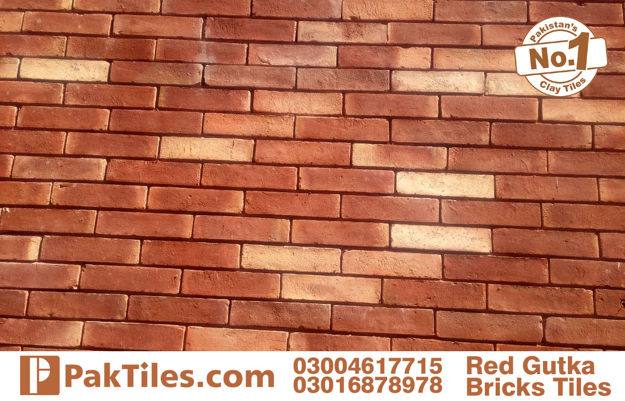 house front tiles red bricks