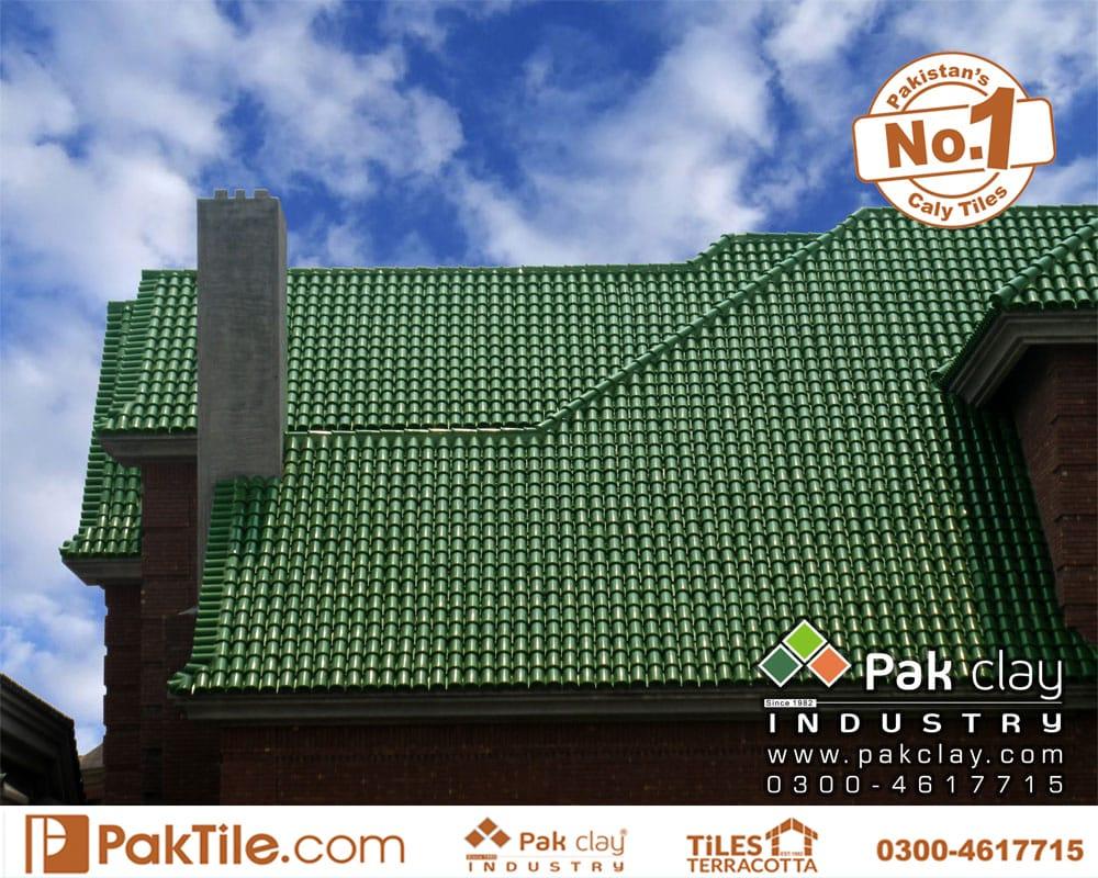 Clay Khaprail Tiles
