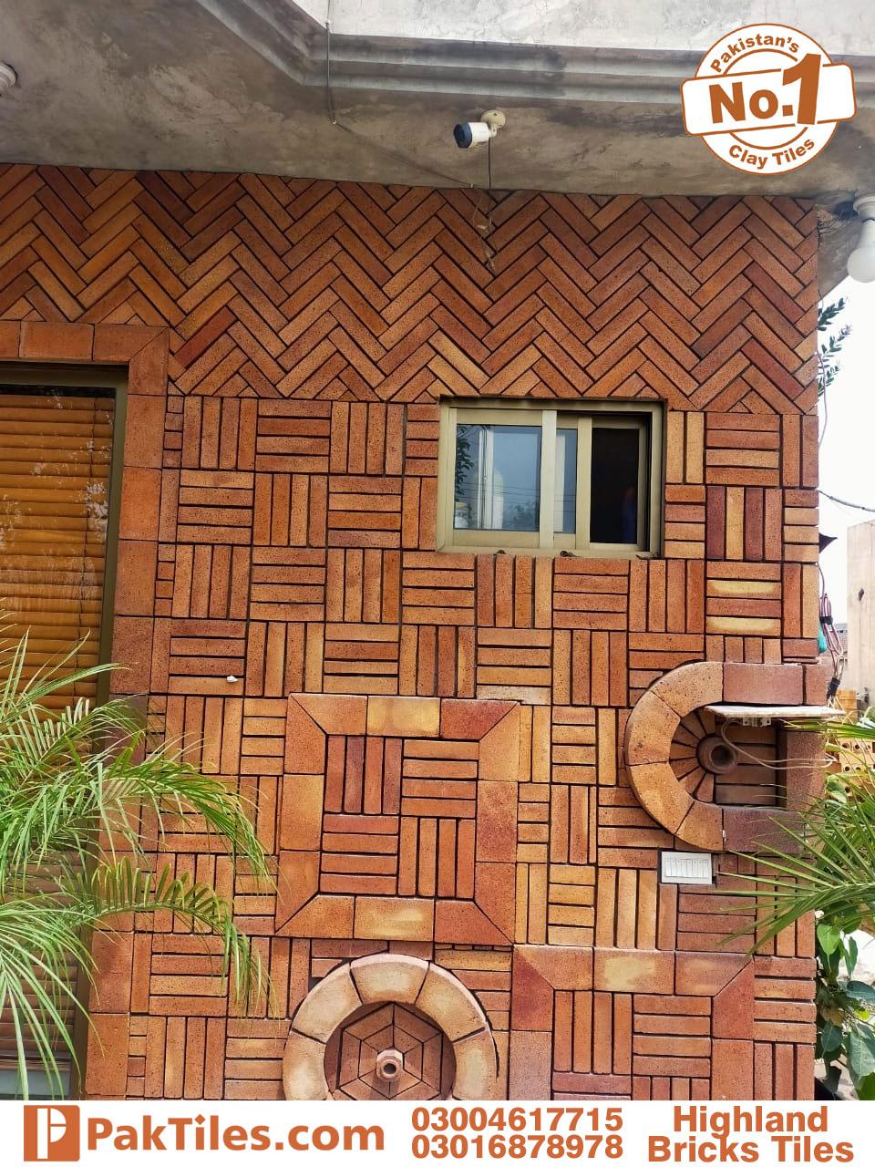 Lahori Gutka Yellow Brick Tile