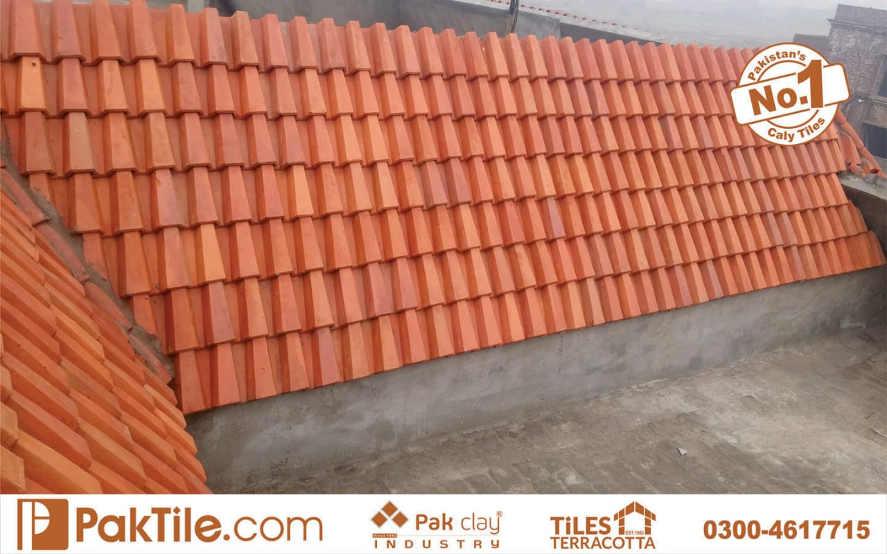 Terracotta Khaprail Tiles