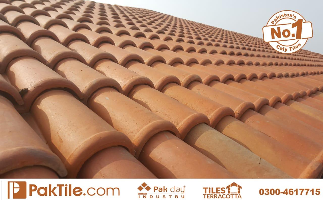 Tile roof design