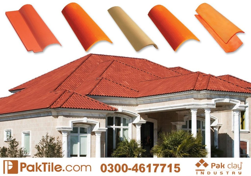 3 Pak Clay Khaprail Tiles in Islamabad