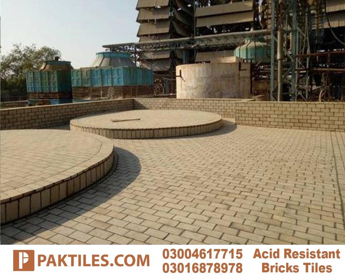 Acid proof industrial flooring tiles options