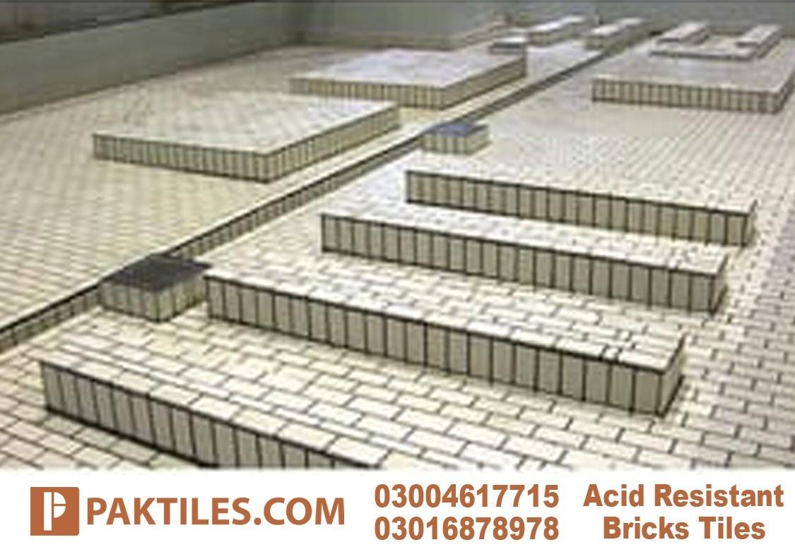 Acid Proof Tiles for Battery Room