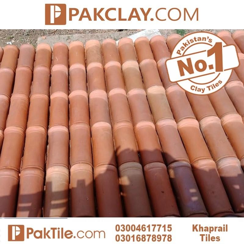 Red Khaprail Tiles Colors Roof Tiles