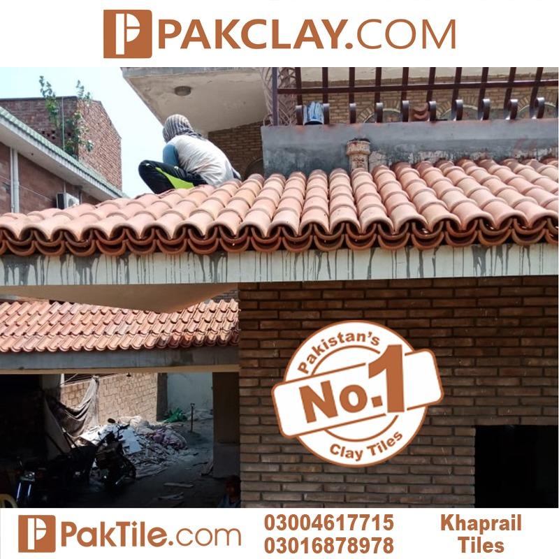 Canopy roof khaprail tiles near me