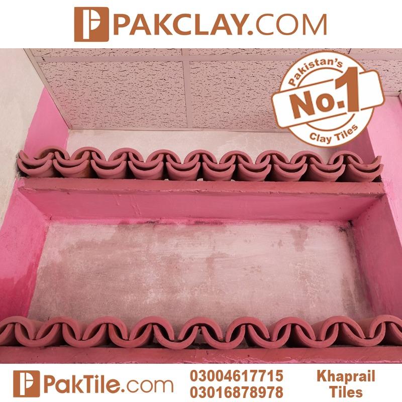Kagan Khaprail Texture Roof Tiles Design