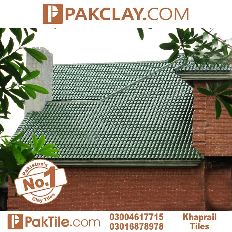 Kagan terracotta khaprail tiles in Rawalpindi