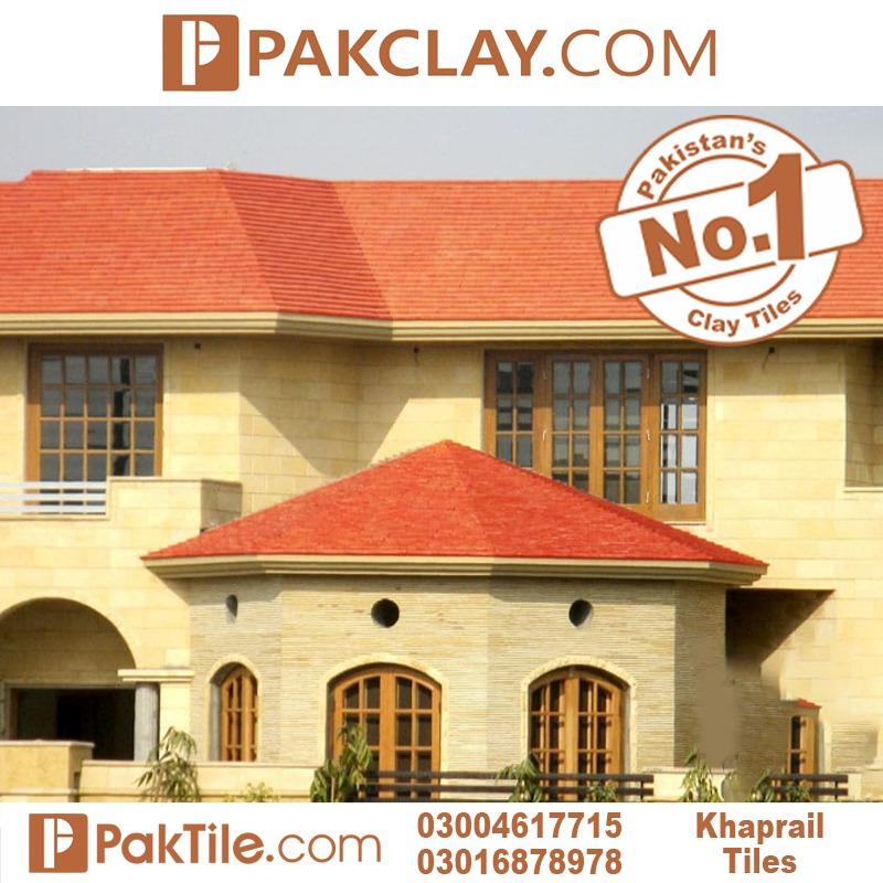 Natural Pak Clay Industry Islamabad Roof Shingles